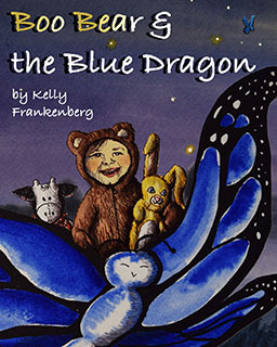 Click to read the book, Boo Bear and the Blue Dragon